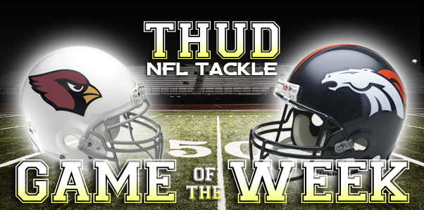 This is the Game of the Week