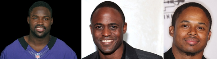 Not to be confused with Wayne Brady or the Black Power Ranger.