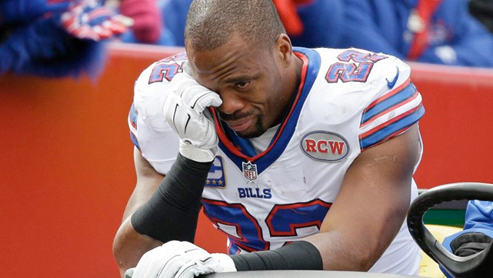 Don't cry, Fred. At least the Bills have Sammy Watkins.