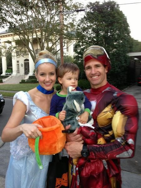 AND the motherfucker is Iron Man, and he married Cinderella. Come the fuck on.