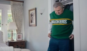 """Green Bay has lost every game since this commercial first aired."""