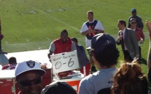 Here's Darnell Dockett with a friendly reminder of such things.