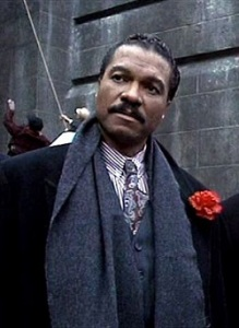 Lando Harvey Dent was the best Harvey Dent.
